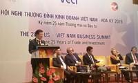 Vietnam y Estados Unidos estrechan cooperación en comercio e inversión