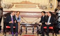 Ciudad Ho Chi Minh y Austria promueven potencialidades de cooperación