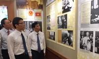 Inauguran nueva sala de exhibición sobre el presidente Ho Chi Minh en el Palacio Presidencial