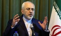 Canciller iraní rechaza amenazas del presidente estadounidense