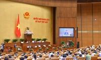 Diputados vietnamitas analizan legislaciones en su séptimo período de sesiones