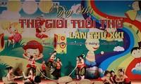 Actividades a propósito del Día Internacional de la Infancia en Vietnam