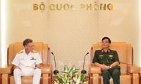 Avanzan relaciones de defensa Vietnam-Australia