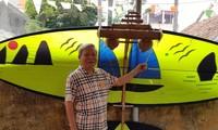 Nguyen Huu Kiem, un artesano empeñado en preservar los valores de los cometas