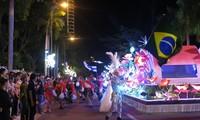 Animadas actividades callejeras en Da Nang
