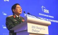 Contribuciones de Vietnam al Diálogo de Shangri-La 2019