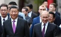 Líderes de Rusia y China acuerdan elevar vínculos a asociación estratégica integral