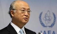AIEA insta a diálogo en torno al acuerdo nuclear de Irán