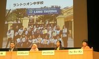 """""""Embajadores japoneses"""" promueven la cultura de su país en Vietnam"""