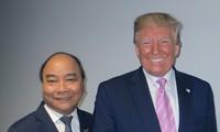 Premier vietnamita se reúne con líderes mundiales en ocasión de la Cumbre del G20