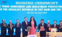 Nueva etapa de cooperación Vietnam-Unión Europea