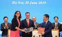 Empresas japonesas optimistas ante oportunidades de negocios en Vietnam