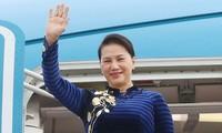 Prensa de Jiangsu aprecia visita de presidenta del Legislativo vietnamita a China