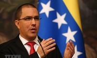 Venezuela critica intervención de UE en sus negociaciones con la oposición