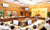 Inauguran 36 reunión del Comité Permanente del Parlamento vietnamita