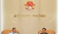 Robustecen relaciones Vietnam-Estados Unidos en defensa