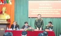人民軍創立70周年記念式典