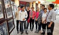 タイグエン省、ザップ将軍に関する写真展開催