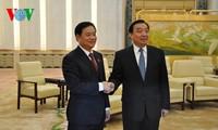 ベトナムと中国 国会協力を強化