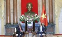 ベトナムとシンガポール、司法改革に協力を強化