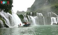 東南アジア最大の滝「バンゾク」滝