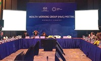 APEC保健作業部会、首脳会議に上程する宣言を作成