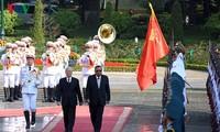 ベトナムとラオス、関係強化に力を入れていく
