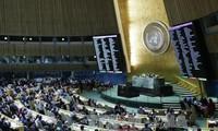国連総会、エルサレム巡り米非難決議を採択 米の脅しに屈せず