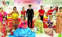 ハノイ、2018年最初の外国人観光客を迎える