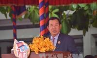 カンボジア、ポルポト政権崩壊を記念