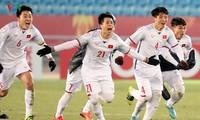 ベトナムサッカーU23代表、決勝進出を決める