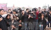 報道の自由権を尊重するベトナム