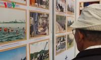 ソンラ省 ベトナムの海と島に関する展示会 開催