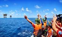 青年団、チュオンサ群島訪問者を選考