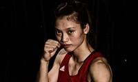 女子ボクシング選手のグェン・ティ・タムさん