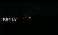 シリア、ミサイル攻撃受け親政府派勢力26人死亡 NGO