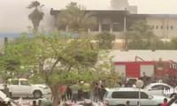 リビア 選挙管理委員会を襲撃 12人死亡 ISが犯行声明