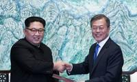朝鮮 南北閣僚級会談の中止を表明