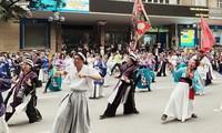 ベトナムに定着したYOSAKOI踊り