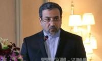 米国、イラン核合意巡る対応前進に期待 「EUと共通の利益」