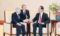 日越関係の新しい節目を記すクアン国家主席の国賓訪問