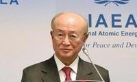 「朝鮮民主主義人民共和国の査察 数週間で開始できる」IAEA天野事務局長