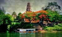 ベトナム中部の民謡や唱歌