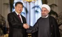 イランと中国が4つの協定を締結