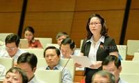 国会、大学教育法改正案を討議