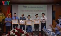 VOVジャーナリスト協会、ベトナムジャーナリストの日を記念