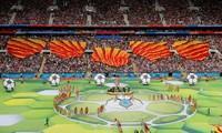 開催国ロシア、大勝発進=サッカーW杯が開幕