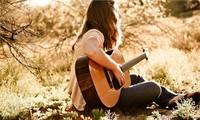 ベトナムソングの心が落ち着くギター演奏