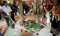 ラハ族のパンア祭り