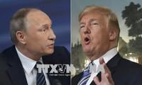 米ロ首脳会談では「クリミア議論せず」、ロシア側が明言